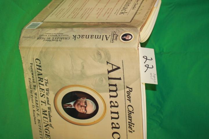Munger, Charles Charlie.; Kaufman, P...: Poor Charlie\'s Almanack