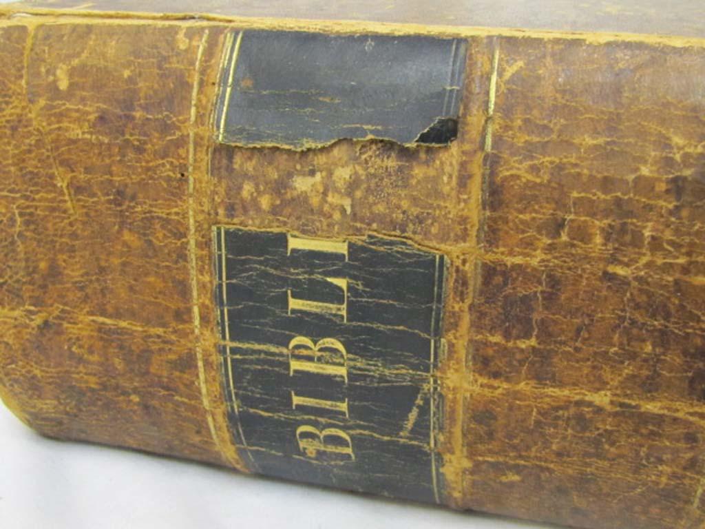 Luther, Martin: Biblia, Das IST Die Ganre  bible
