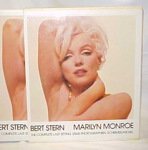 Stern, Bert: Marilyn Monroe: The Complete Last Sitting