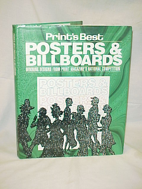 Silver, Linda (Editor): Posters & Billboards: Winning Designs Fr