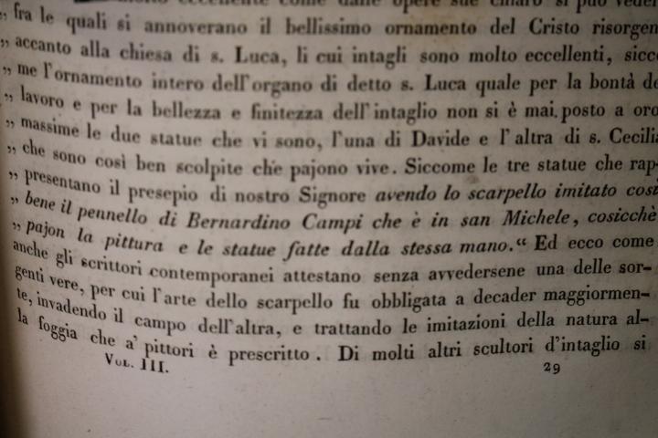 Winkelmann: Storia Della Scultura Dal Suo Risorgimento in Italia