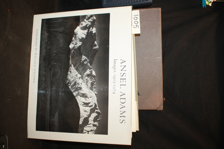 Adams, Ansel; Stegner, Wallace: Ansel Adams Images 1923-1974