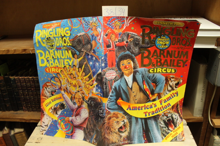 1990 Feld, Kenneth: Ringling Bros. and Barnum & Bailey Circus