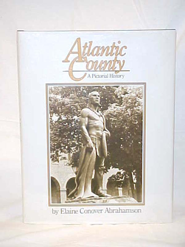 Abrahamson, Elaine Conover Inscription b...: Atlantic County A P