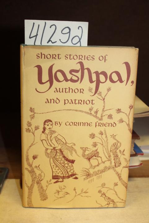 Yashpal: Short stories of Yashpal, author and patriot