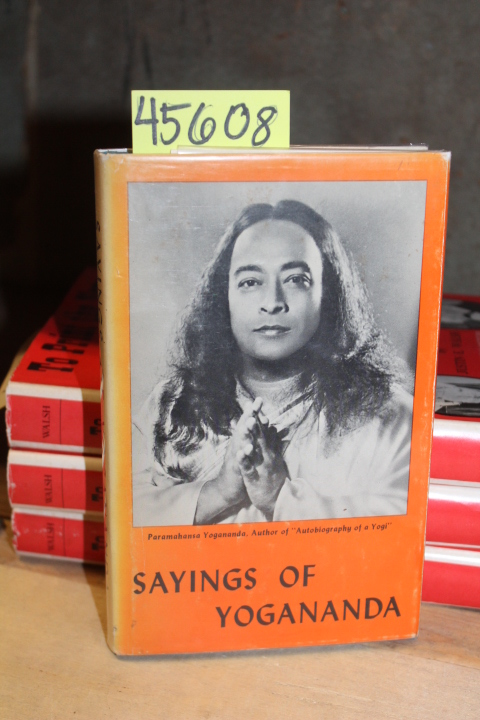 Yogananda, Paramahansa: Sayings of Yogananda