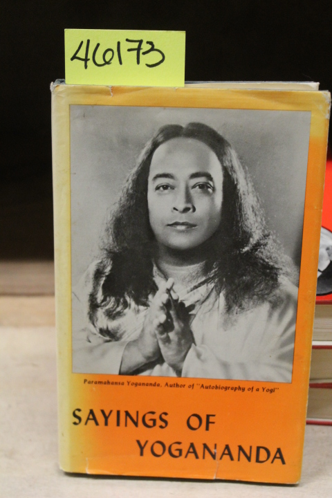 Yogananda, Paramahansa: Sayings of Yogananda 1968