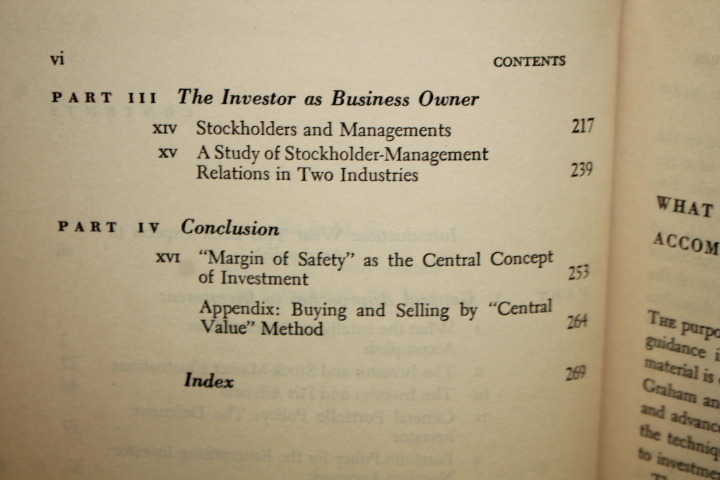 Graham, Benjamin: The Intelligent Investor: A Book of Practical