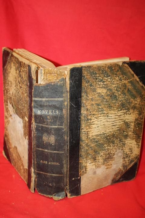 Austen, Jane: Novels Jane Austen  2 Volumes bound in one (as pub