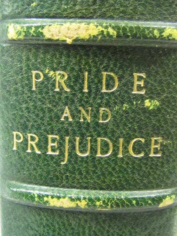 Austen, Jane: Pride and Prejudice I OF 275 COPIES