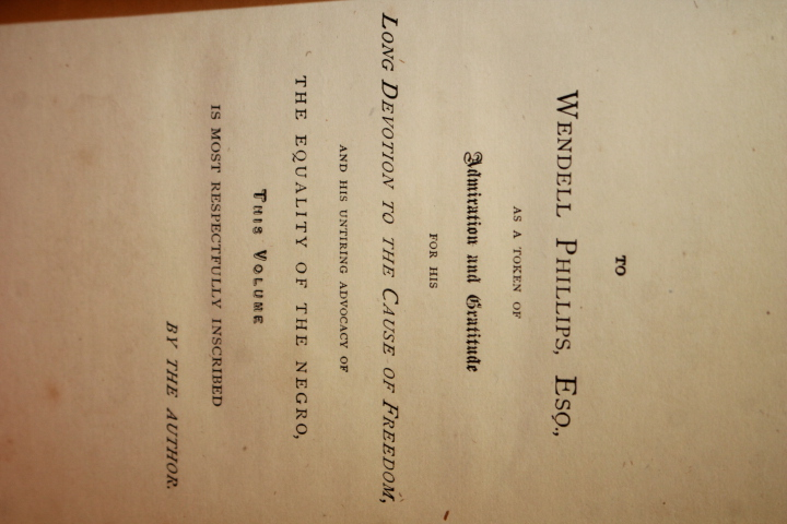 Brown, William Wells: The Negro in the American Rebellion his He