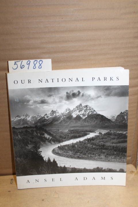 Adams, Ansel: Our National Parks