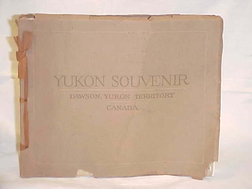 Zaccarelli, John: Yukon Souvenir Dawson Yukon Territory Canada P