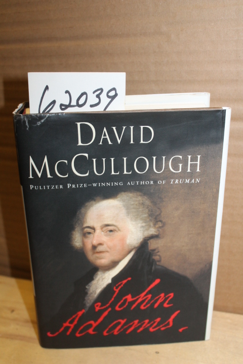 Adams, John: David McCullough