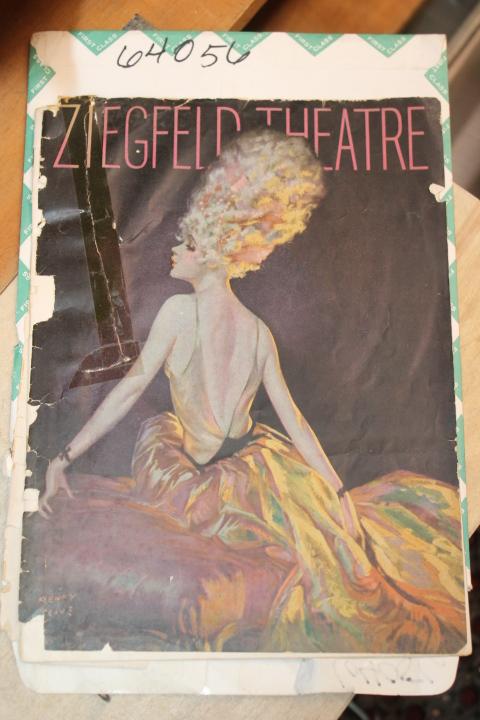 Ziegfeld Theatre: Ziegfeld Theatre