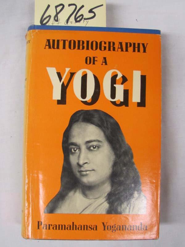 Yogananda, Paramahansa: Autobiography of a Yogi  FAIR COND.