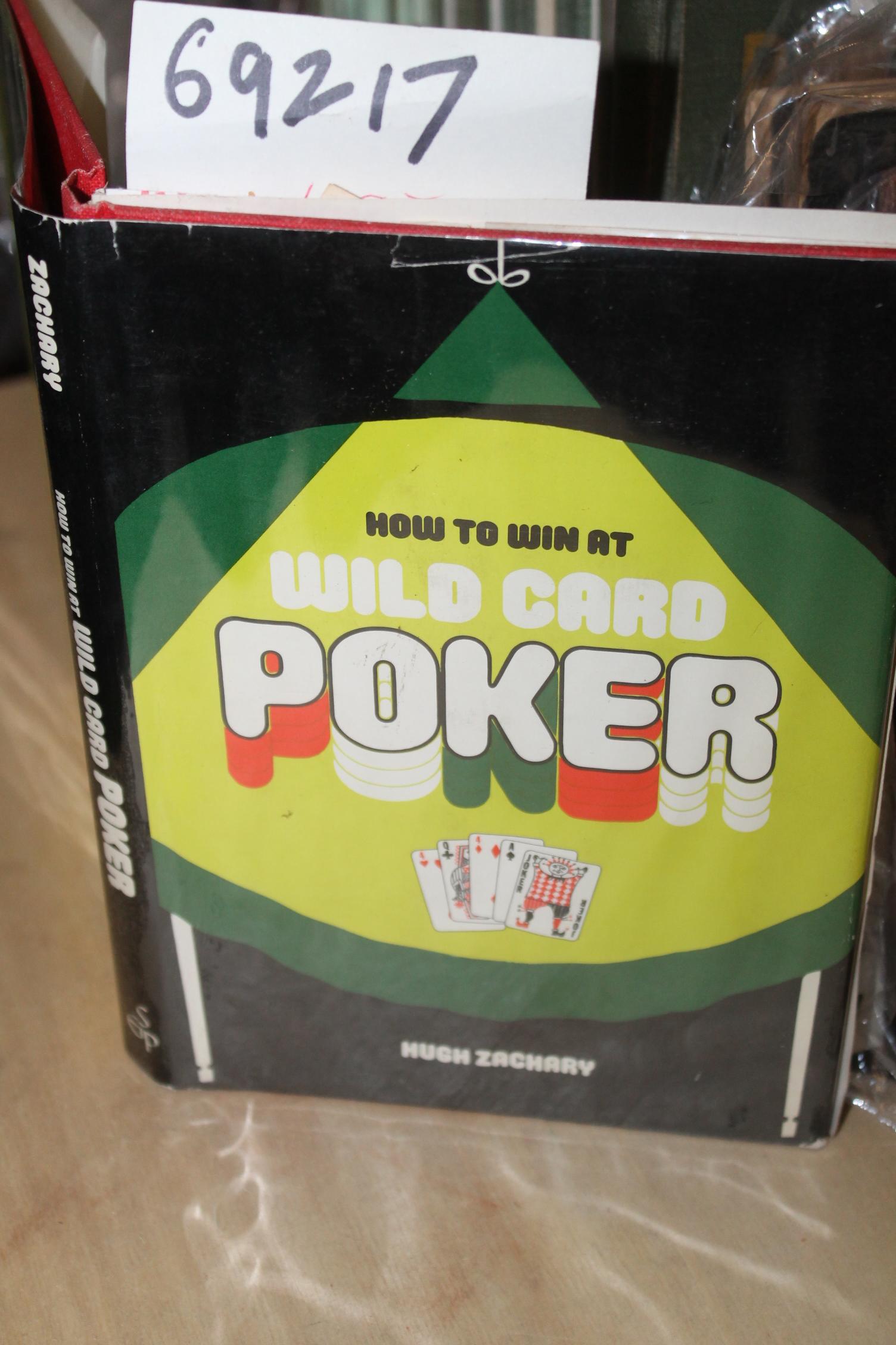 Zachary, Hugh: How to Win at Wild Card Poker