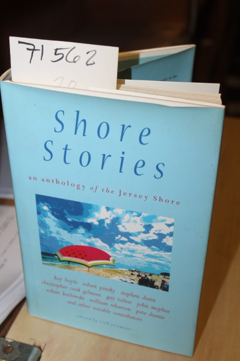 Youmans, Rich: Shore Stories an Anthology of the Jersey Shore