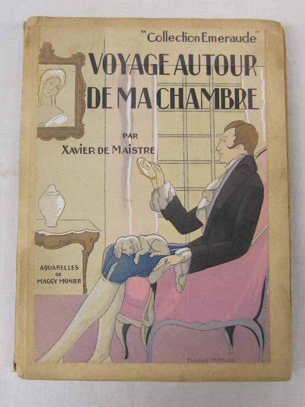 De Maistre, Xavier;  Maggy Monier sign...: Voyage Autour De Mach