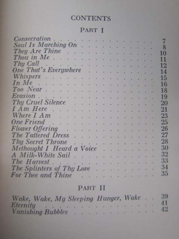 Yogananda, Swami: Songs of the Soul FIRST ED