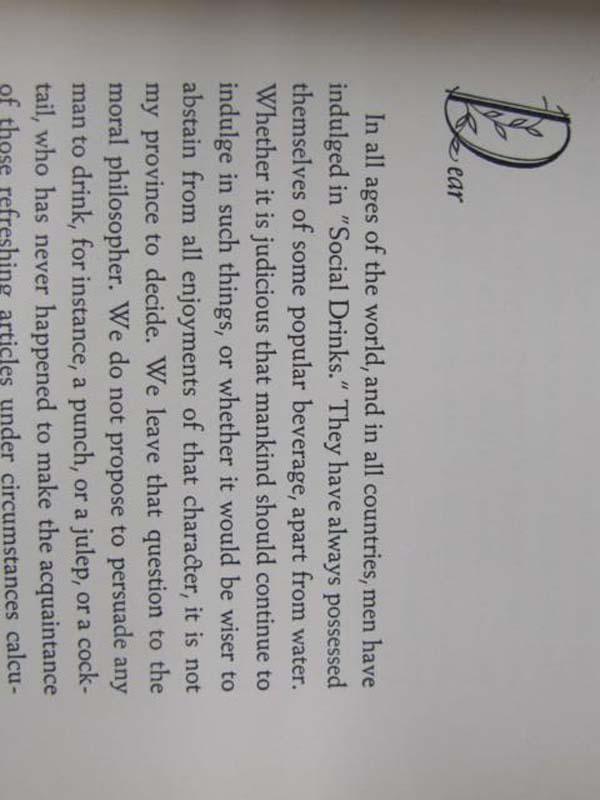Zabriske, George A.: The Bon Vivant's Companion or How to Mix Dr
