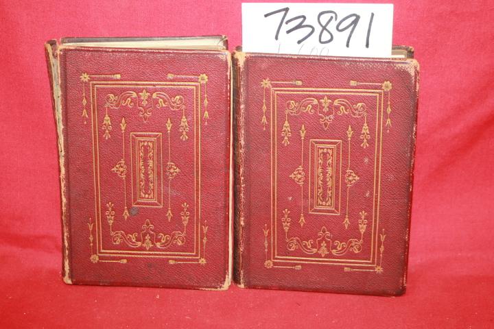 Austen, Jane: Sense and Sensibility 1844 (2 Volume Set) Rare Lea