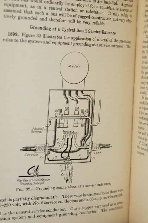 Abbott, Arthur: National Electrical Code Handbook 1934