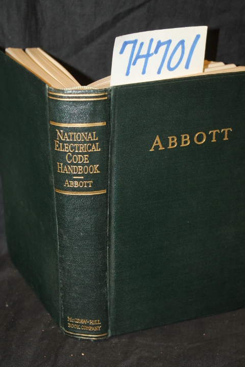 Abbott, Arthur L.: National Electrical Code Handbook
