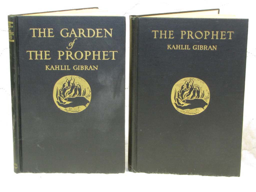 Gibran, Kahlil: The Prophet & The Garden of the Prophet (2 books