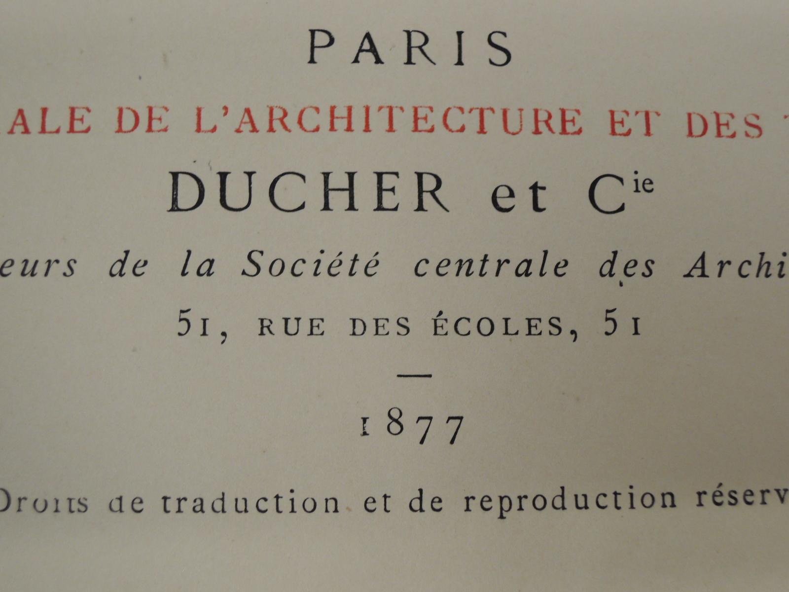 Dupont-Auberville: ART INDUSTRIEL: L'ORNEMENT DE TISSUS: RECUELL
