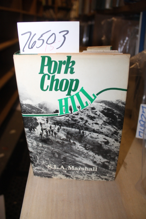 5 3/4 x 8 1/2Marshall, S.L. A.: Pork Chip Hill: The American Fig