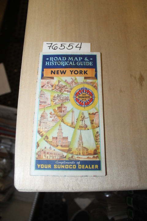 Your Sunoco Dealer: Road Map & Historical Guide New York