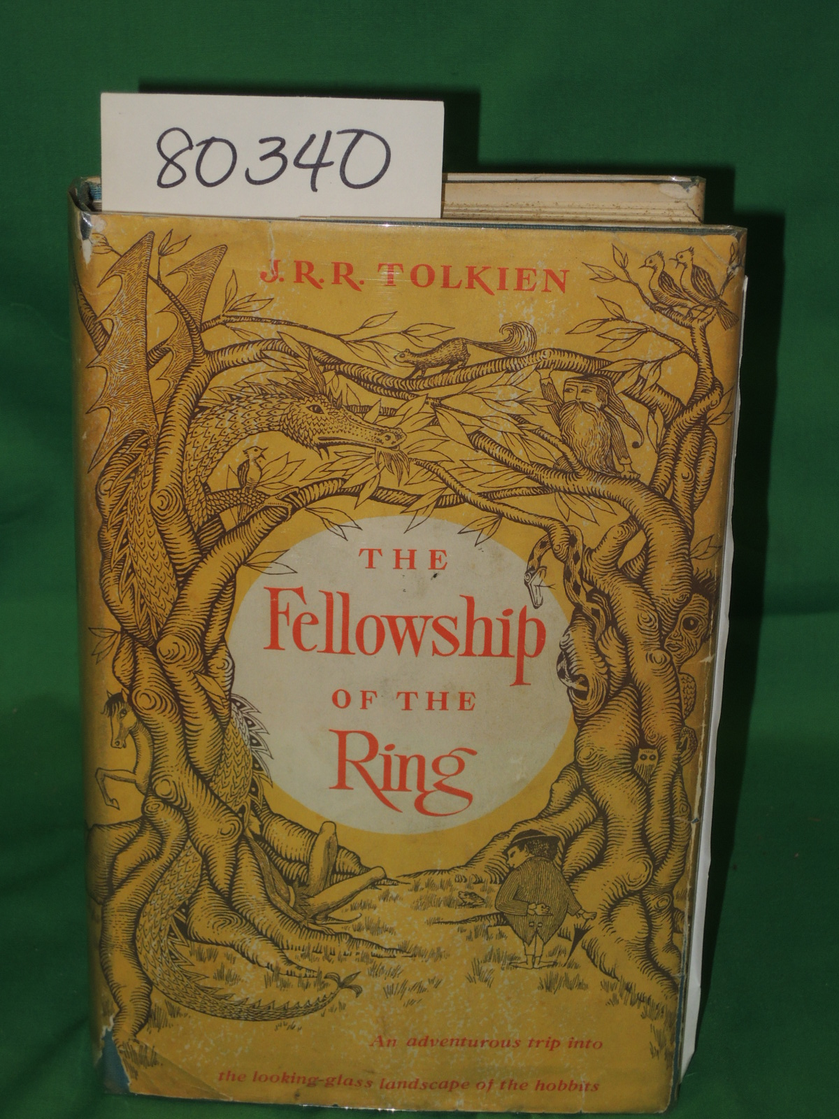 Tolkien,  J.R.R.: THE FELLOWSHIP OF THE RING