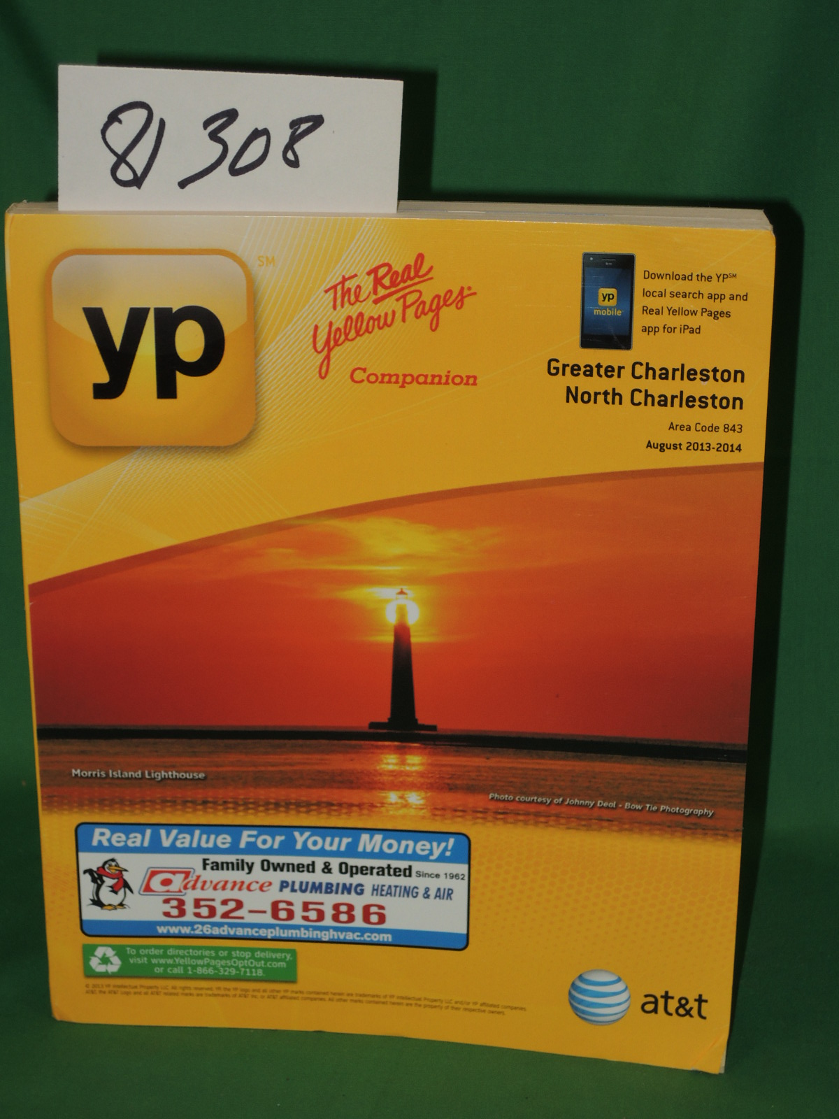 Yellow Pages: YP The Real Yellow Pages Companion Greater Charles