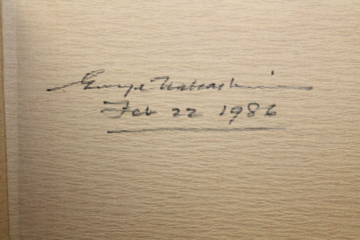 Nakashima, George  [ SIGNED BY ] and...: The Soul of a Tree A Wo