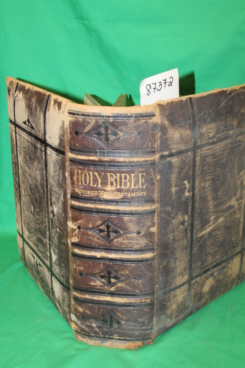 A.J. Holman & Co: Old and New Testaments The Holy Bible Containi