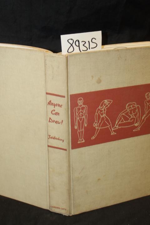 Zaidenberg, Arthur: Anyone can Draw