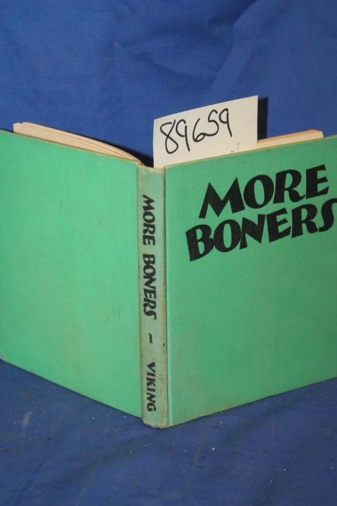 Abingdon, Alexander: More Boners