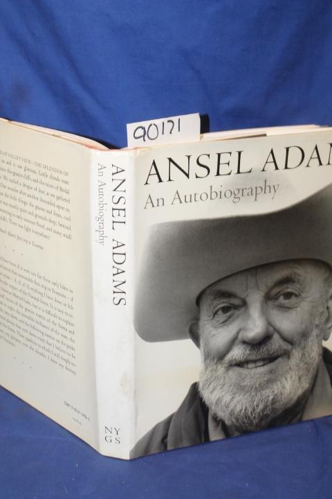Adams, Ansel: Ansel Adams, An Autobiography