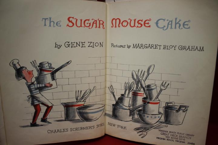 Zion, Gene: The Sugar Mouse Cake