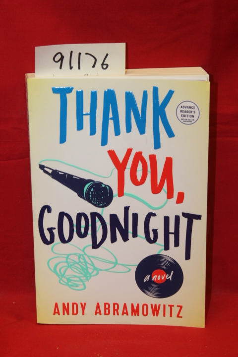 Abramowitz, Andy: Thank You, Goodnight
