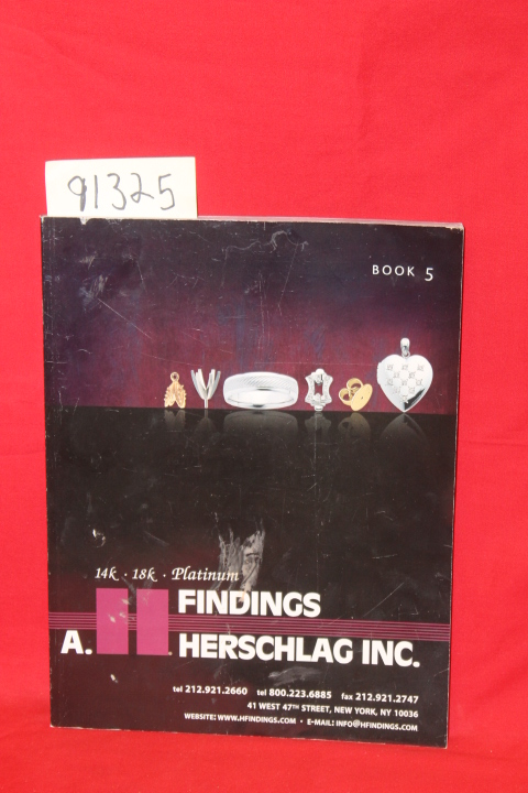 A. H Findings Herschlag Inc.: A. H Findings Herschlag Inc. 14k 1