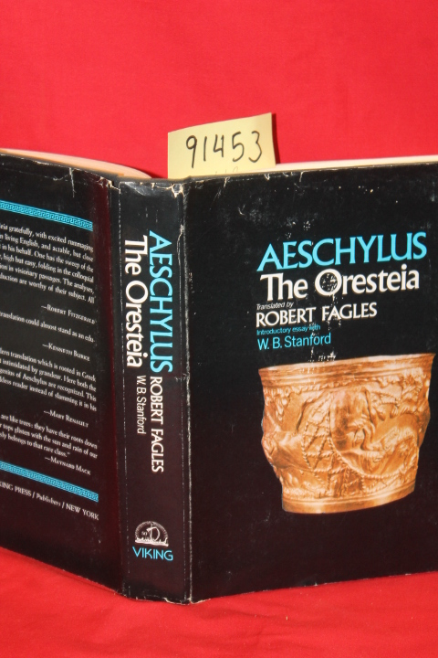 Aeschylus; Fagles, Robert: The Orestela