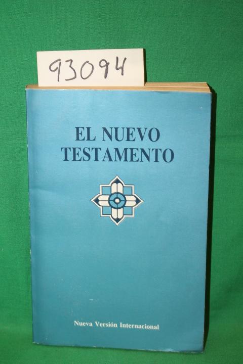 Zondervan Bible Publishers: El Nuevo Testamento