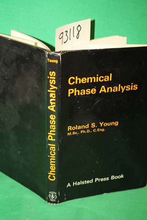 Young, Ronald S.: Chemical Phase Analysis