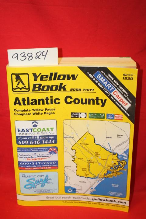 YellowBook: Atlantic County Telephone Book Directory: YellowBook
