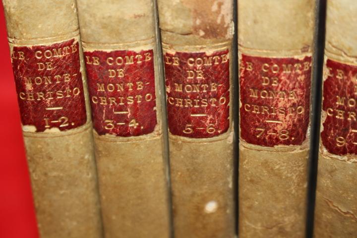 Dumas, Alexandre  Alexander: Le Comte de Monte Christo (Cristo)
