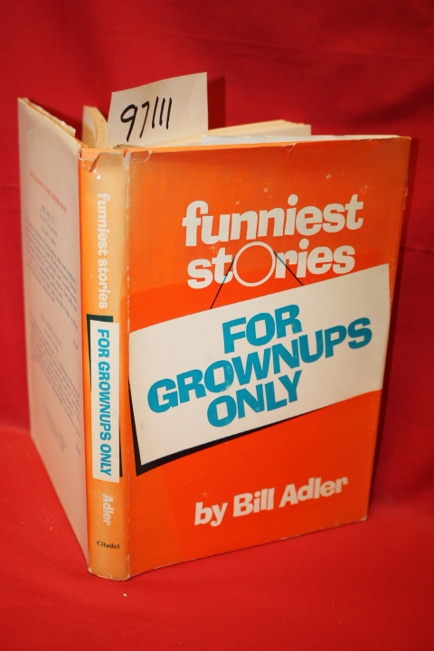 Adler, Bill: Funniest Stories for Grownups Only