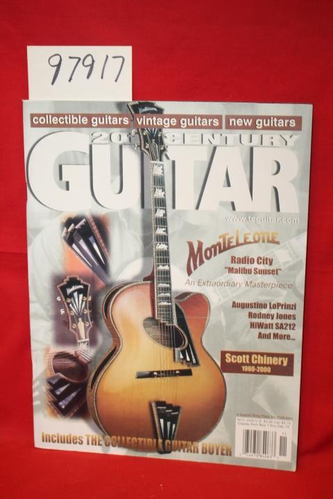 Acunto, James; Acunto, Lawrence: 20th Century Guitar November 20