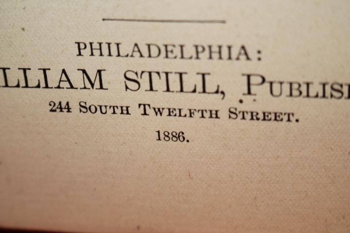 Still, William: Still's Underground Rail Road Records Revised Ed